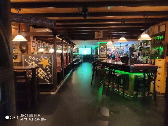 Alhaurin de la Torre, Španielsko: Moobi café