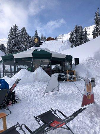 Les Crosets, Suiza: Bar des Neiges