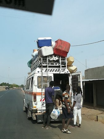 Brusubi, Гамбия: #Niokolokoba #adventure