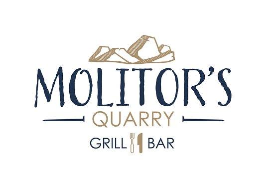Sauk Rapids, MN: Molitor's Quarry Logo