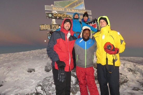 Africa Natural Tours Ltd: Mount Kilimanjaro Umbwe Route