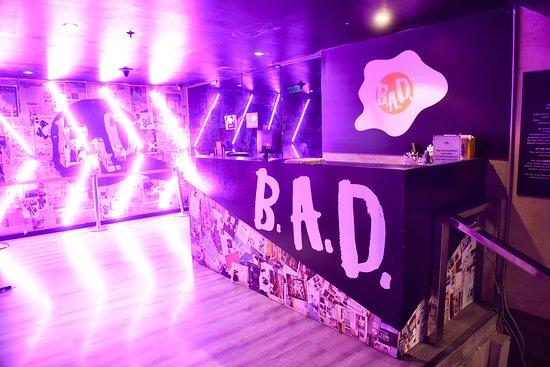 B.A.D Late Night Breakfast Bar