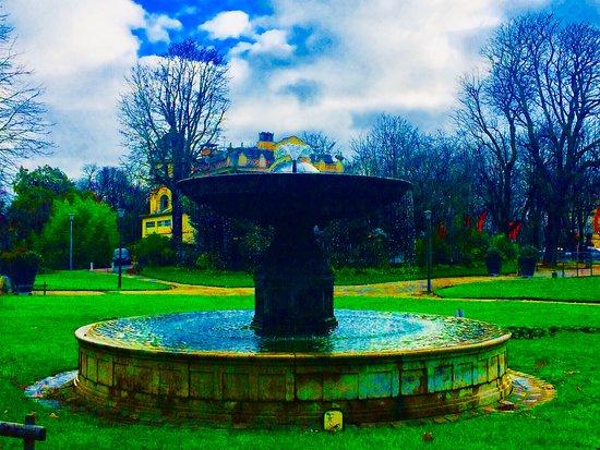 Fontaine de la Grille du Coq