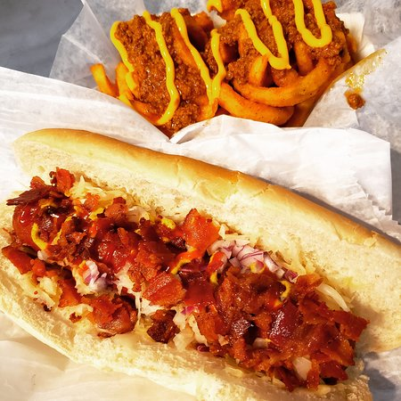 Seymour, CT: Try our spicy red hot hummel hotdog