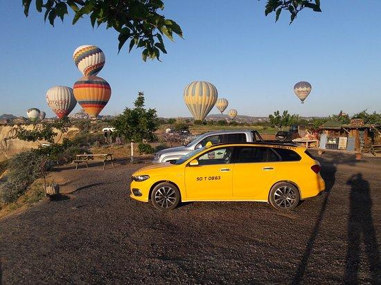 Kapadokya Gezi Taksi