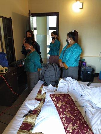 Gelephu, Bhutan: Management asking ransom