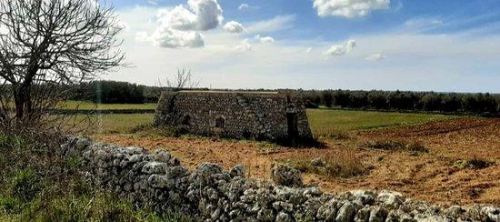 Ortelle, Ý: casolare di campagna