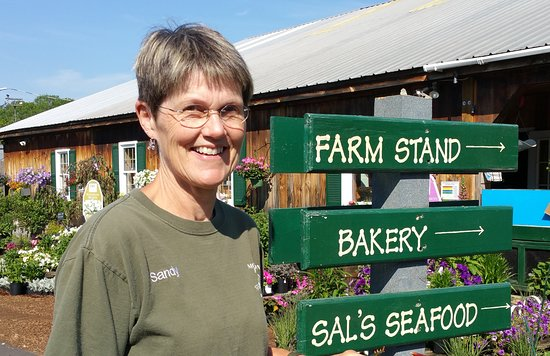 Meredith, NH: We're more than a farm!  In addition to the vegetables and fruits we grow, our farm kitchen and bakery have many items waiting for you to enjoy immediately or take home to enjoy later.  Thursday through Saturday we have the freshest seafood direct from the fish pier in Boston.