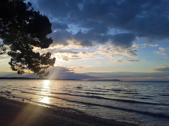 Staying by the sea makes us more relaxed and satisfied at all times. Karigador - Istria, Croatia