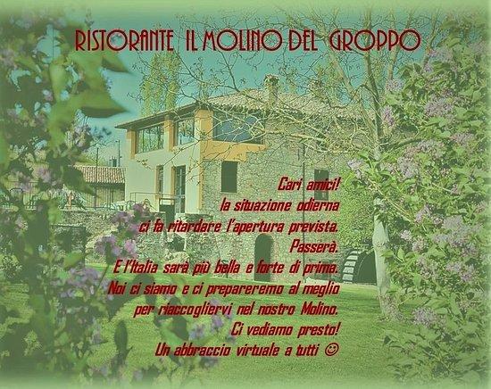 Pozzol Groppo, Italië: Vedrai che passerà!!!