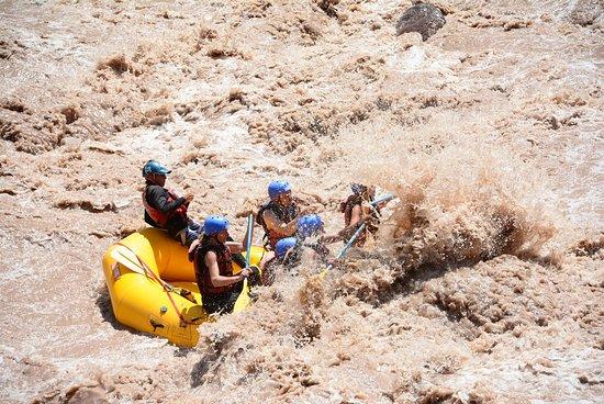 多項運動冒險日 - 阿根廷漂流探險漂流和拉鍊照片