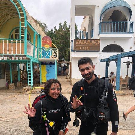 Best diving in Dahab