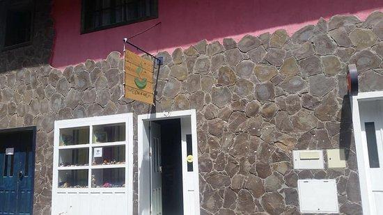 Paul, Кабо-Верде: Fachada Chá d'mót