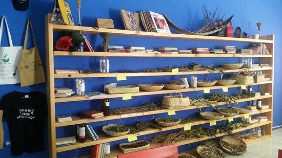 Paul, Кабо-Верде: Ervas de chá