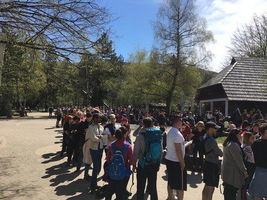 Schengen Transfer Plitvice Lakes