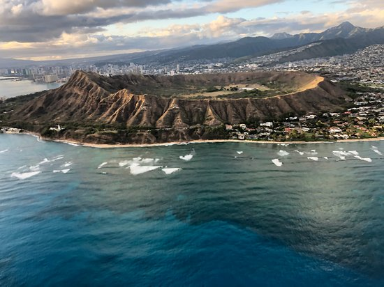 Waikiki Sunset - 20 Min Helicopter Tour - Doors Off or On – fénykép