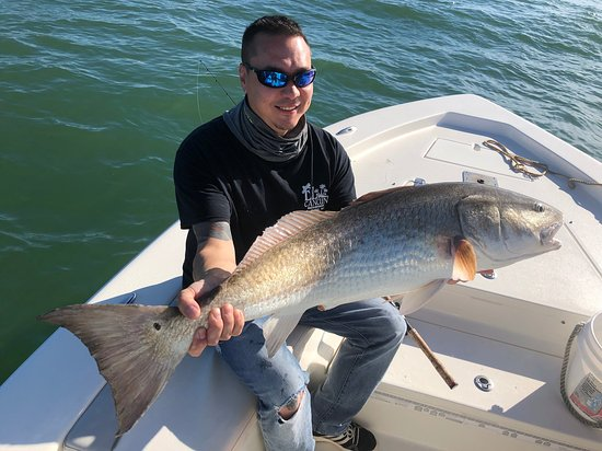 Charleston Fishing Trips