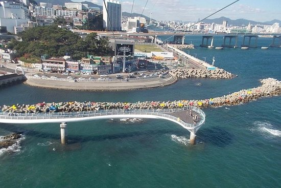 10-Days Busan South Sea and Surroundings & Seoul Private Tour
