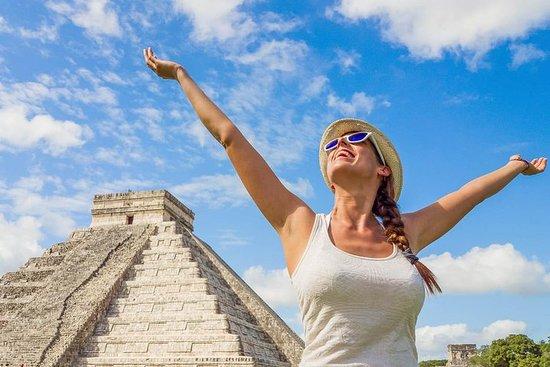 Excursão em Chichén Itzá e Cenote