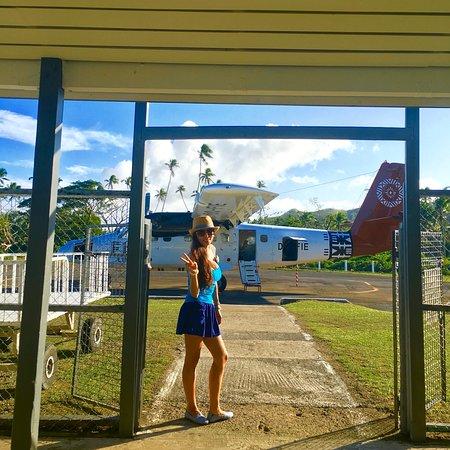 Вануа-Леву, Фиджи: How amazing was FIJI! Feeling blessed and grateful! Ready to board FIJI LINK 🛫🛫❤️