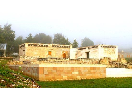 Casa de la Cacica de San Pedro y San Pablo Teposcolula, casa del último gobernante mixteco.