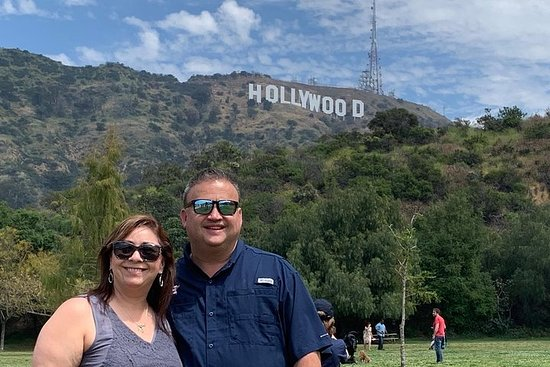 Privat heldagstur i LA (Hollywood ...