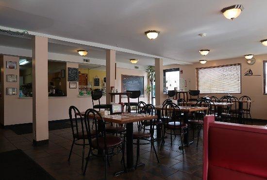Harriman, NY: Crossroads Cafe