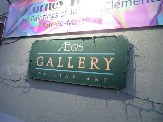 Aegis Art Gallery