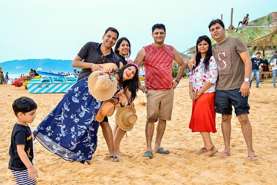 Professional Photoshoot in North Goa