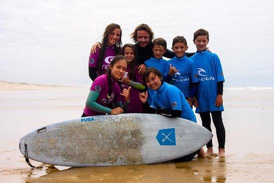 école de surf PURA VIDA