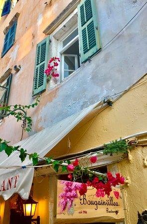 Νήσος Καστός, Ελλάδα: Lunch in the capital, Corfu Town