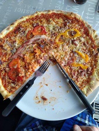 Hyvät pizzat