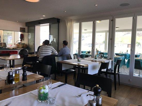 Ibach, Suiza: Innenspeisesaal