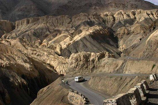 Srinagar à Leh, transfert au Ladakh