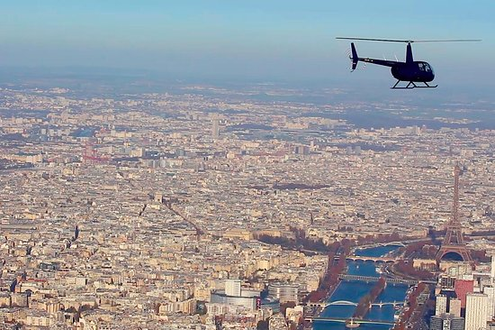 PARIS HELICOPTERE