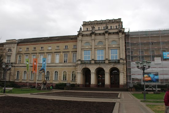 Naturkundemuseum Karlsruhe Umbau