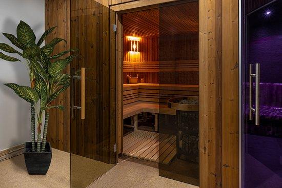 Loucna pod Klinovcem, Czech Republic: Sauna