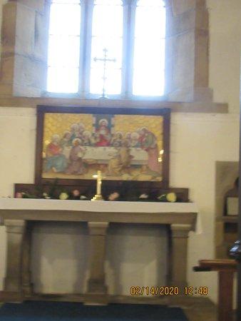 Bransdale, UK: St. Nicholas church