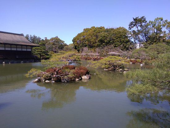 Heian Jingu Shrine Shinen Garden