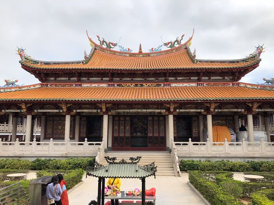 Tin Hau Temple (Cultural Village)