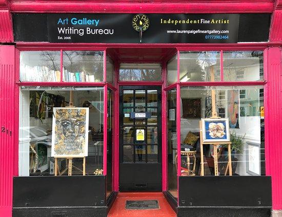 Lauren Paige Fine Art Gallery