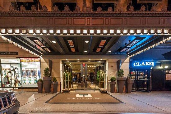 The Empire Hotel Updated Prices Reviews Photos New York City Tripadvisor