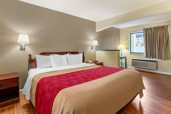 La Vergne, Теннесси: Guest room with king bed(s)