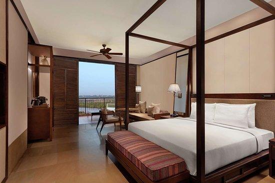 Hilton Goa Resort: Guest room