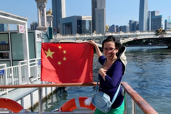 Фотография Private Tianjin City Tour with River Cruise by Bullet Train from Beijing