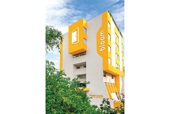 Bloomrooms @ Janpath, hoteles en Nueva Delhi