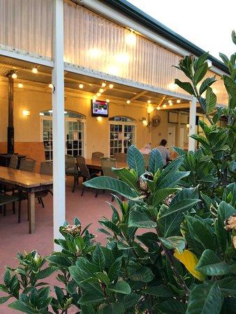 Shire of Harvey, أستراليا: Beer garden