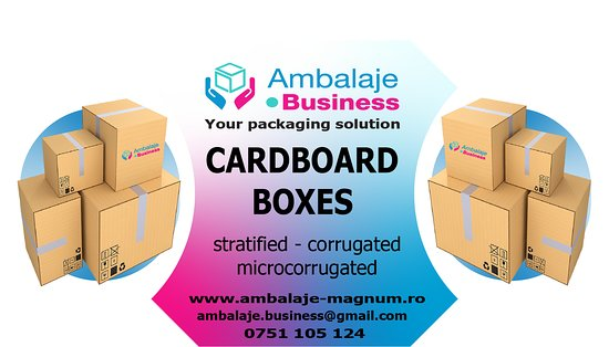 Feleacu, Romania: For more details on the price offer, you can contact us at: 0751 105 124 ambalaja.business@gmail.com https://www.facebook.com/Ambalaje-Business-534682733682674/ http://ambalaje-magnum.ro/ http://atelierpack.ro/ https://ambalaje.business/