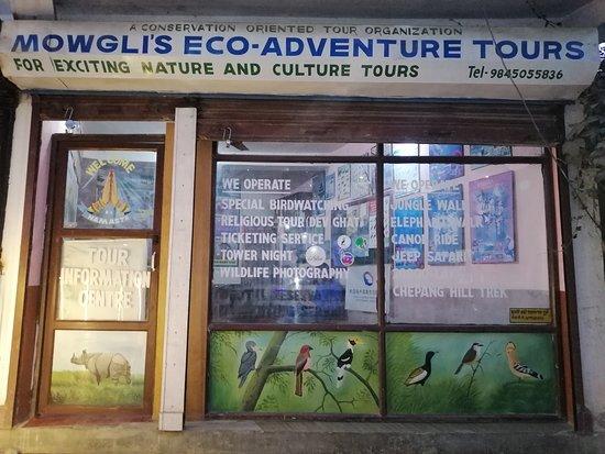 Mowgli's Eco Adventure