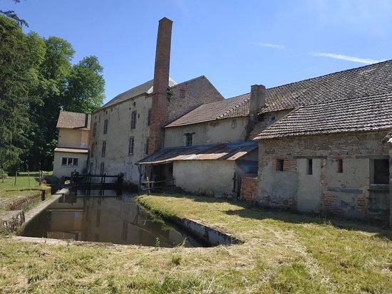 Musee du Moulin de Montciant